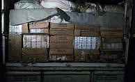 Van'daki operasyonda 179 bin paket kaçak sigara ele geçirildi