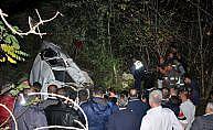 Aydın'da feci kaza: 3 ölü, 1 yaralı