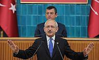Kılıçdaroğlu AK Parti'nin icraatlarını anlattı