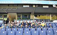Fenerbahçe Düvenci Beldesi'ne kütüphane kuruyor