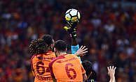 Galatasaray 4 hafta sonra puan kaybetti