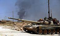 Irak güçleri, Huveyce'yi DEAŞ'tan temizledi