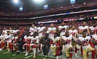 ABD'de NFL oyuncularının protestoları devam ediyor