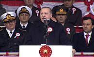 """Erdoğan: """"Bu ordu FETÖ'cülerin ordusu değildir"""""""