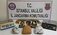İstanbul'da 3 ayrı uyuşturucu operasyonu