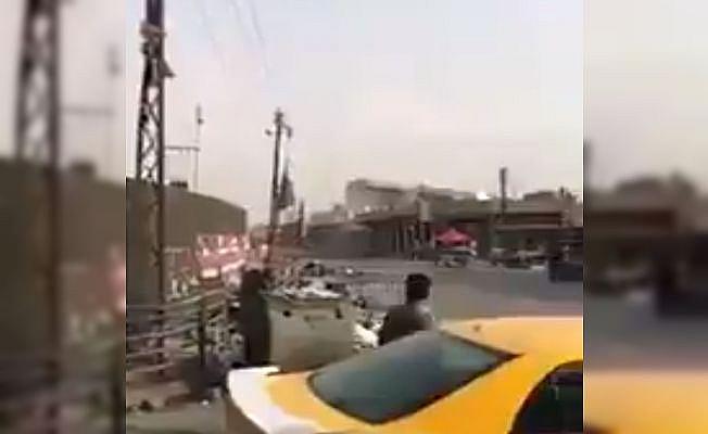 Kerkük'te intihar saldırısı: 1 ölü, 18 yaralı