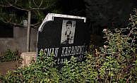 PKK'lı teröristlerin mezar taşları değiştirildi