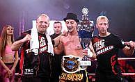 Ümit Demirörs Avrupa şampiyonu oldu