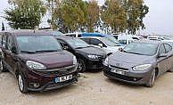 Adana'da 20 milyon lira değerindeki araçlar çürümeye terk edildi