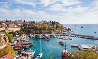 Antalya 10 ayda 9 milyon 255 bin turist ağırladı