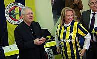 Aziz Yıldırım Çorlu Fenerbahçeliler Derneği'ndeydi