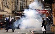 İşgal altındaki Batı Şeria'da sert müdahale: 81 yaralı