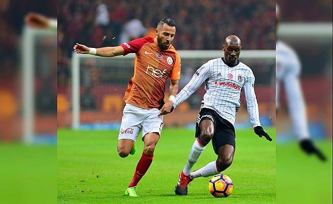 Beşiktaş ile Galatasaray 342. kez karşılacak
