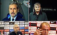 Dört büyük kulübün teknik direktörü de yerli