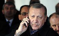 Erdoğan Papa Franciscus ile telefonda görüştü
