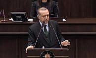 """Erdoğan: """"Terör örgütünün uzantılarını mutlaka imha edeceğiz"""""""