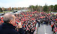 """Cumhurbaşkanı Erdoğan: """"Ey Trump, sen ne yapmak istiyorsun?"""""""