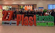 Plastik fuarı PlastEurasia açıldı