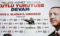 """Cumhurbaşkanı Erdoğan: """"Kasetle gelen dekontla gider"""""""