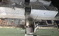 Bursa'da Suriyelilerin yaşadığı eve molotof kokteylli saldırı
