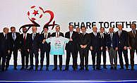 2024 Avrupa Futbol Şampiyonası logo ve sloganı belli oldu