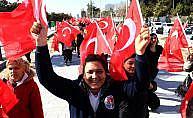 Adana'da 250 kadın Afrin'e gitmek için başvuru yaptı