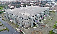 Abdi İpekçi Spor Salonu'nun yıkım çalışmaları başladı