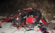 Antalya'da kaza: 3 ölü, 12 yaralı