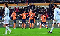 Başakşehir bu sezon rakip ağlara 39 gol bıraktı