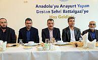 """""""Biz Türkiye ve Erdoğan ile gurur duyuyoruz"""""""