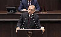 """Erdoğan: """"Bu trenden düşenler düştükleri yerde kalırlar"""""""