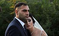 Genç çiftin düğün günü kolyesi ve cep telefonu çalındı