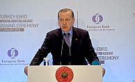"""Erdoğan: """"Türkiye'ye yatırım yapanlar kazanmaya devam edecek"""""""