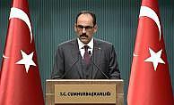 """""""Türkiye'nin iç siyasetini karıştırmaya dönük bir kumpas"""""""