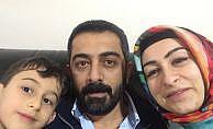 Öldürülen işadamı Murat Oğuzorhan'dan geriye bu görüntüler kaldı