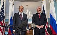 Rusya ve ABD dışişleri bakanları Suriye ve Kuzey Kore'yi görüştü