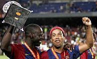 Brezilyalı futbolcu Ronaldinho futbolu bıraktı