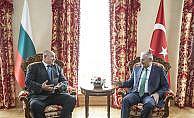 Başbakan Yıldırım, Boyko Borisov ile görüştü
