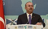 """Çavuşoğlu: """"ABD bize verdiği sözleri tutmamıştır"""""""
