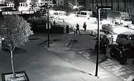 Kağıthane'de motosikleti 20 saniyede çaldılar
