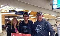 ISEWorld öğrencileri Kanada'da yeni yaşamlarına başladı